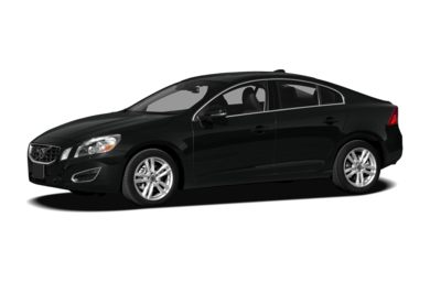 3/4 Front Glamour 2011 Volvo S60