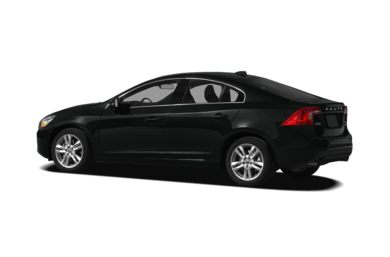 Surround 3/4 Rear - Drivers Side  2011 Volvo S60