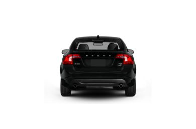 Surround Rear Profile 2011 Volvo S60