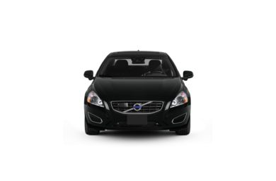 Surround Front Profile  2011 Volvo S60