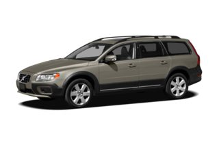 3/4 Front Glamour 2011 Volvo XC70
