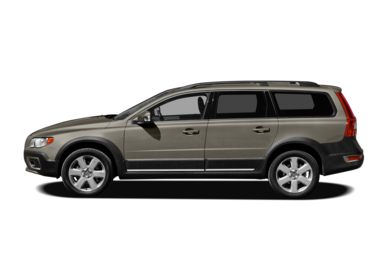 90 Degree Profile 2011 Volvo XC70