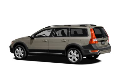 Surround 3/4 Rear - Drivers Side  2011 Volvo XC70