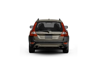 Surround Rear Profile 2011 Volvo XC70