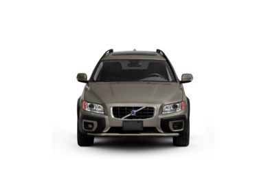 Surround Front Profile  2011 Volvo XC70
