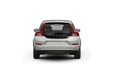 Surround Rear Profile 2011 Volvo C30