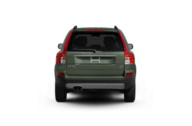 Surround Rear Profile 2011 Volvo XC90