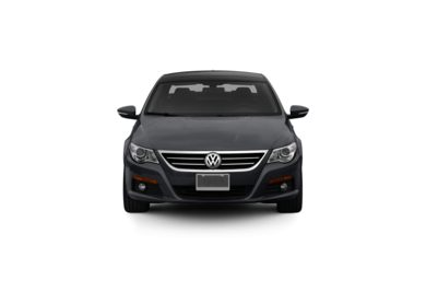 Surround Front Profile  2011 Volkswagen CC