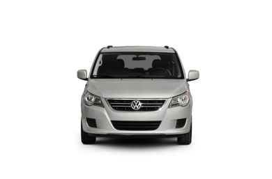 Surround Front Profile  2011 Volkswagen Routan