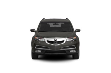 Surround Front Profile  2012 Acura MDX