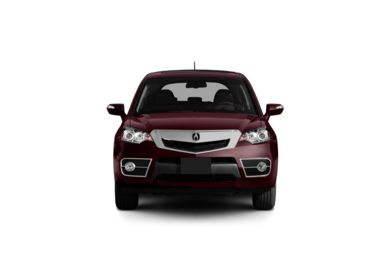 Surround Front Profile  2012 Acura RDX