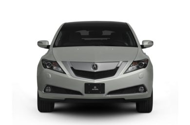 Grille  2012 Acura ZDX
