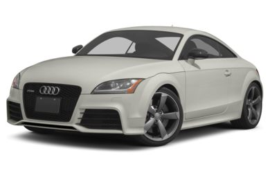 3/4 Front Glamour 2012 Audi TT RS