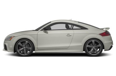 90 Degree Profile 2012 Audi TT RS