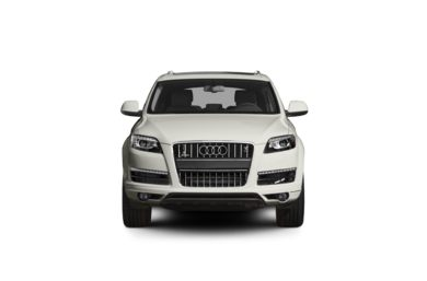 Surround Front Profile  2012 Audi Q7
