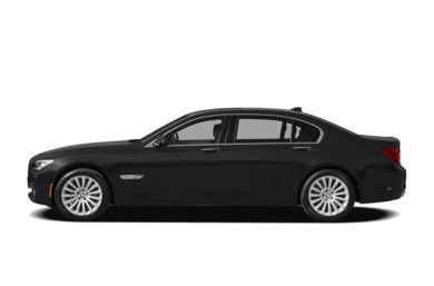 90 Degree Profile 2012 BMW 750
