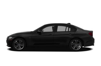90 Degree Profile 2013 BMW 320