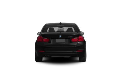 Surround Rear Profile 2013 BMW 320