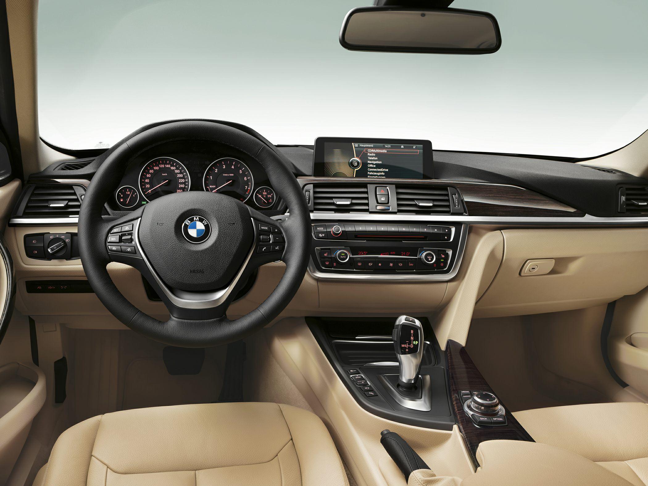 2014 BMW 335i Interior