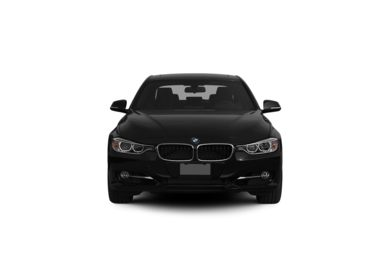 Surround Front Profile  2013 BMW 320