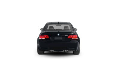 Surround Rear Profile 2012 BMW M3