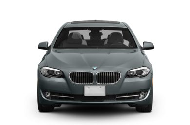 Grille  2012 BMW 550