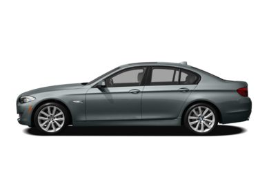 90 Degree Profile 2012 BMW 535