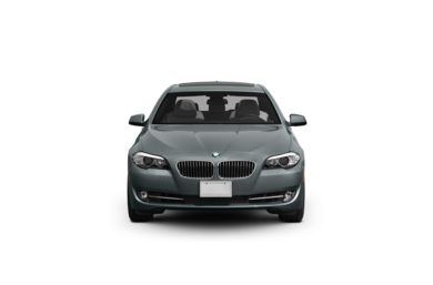 Surround Front Profile  2012 BMW 550