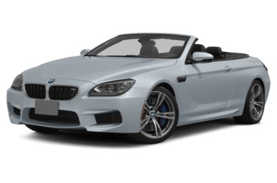 3/4 Front Glamour 2012 BMW M6