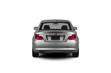 Surround Rear Profile 2012 BMW 128
