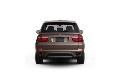 Surround Rear Profile 2012 BMW X5