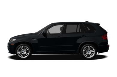 90 Degree Profile 2012 BMW X5 M