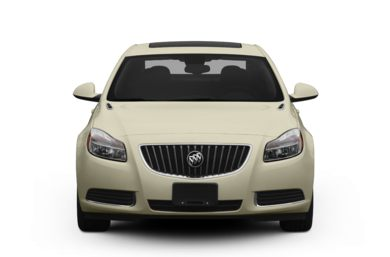 Grille  2012 Buick Regal