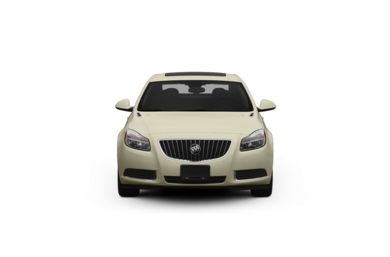 Surround Front Profile  2012 Buick Regal