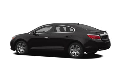 Surround 3/4 Rear - Drivers Side  2012 Buick LaCrosse