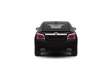 Surround Rear Profile 2012 Buick LaCrosse
