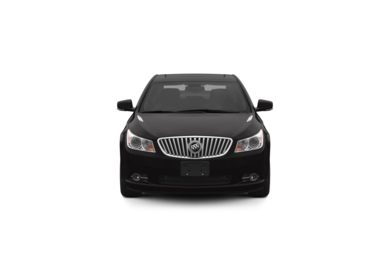 Surround Front Profile  2012 Buick LaCrosse