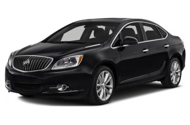 3/4 Front Glamour 2015 Buick Verano