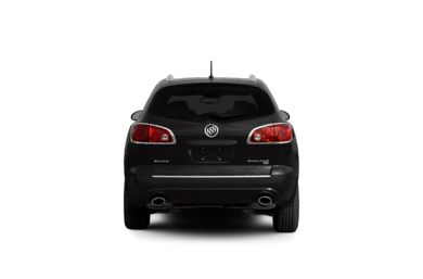Surround Rear Profile 2012 Buick Enclave