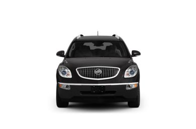 Surround Front Profile  2012 Buick Enclave