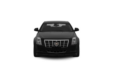 Surround Front Profile  2012 Cadillac CTS