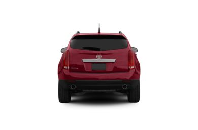 Surround Rear Profile 2012 Cadillac SRX