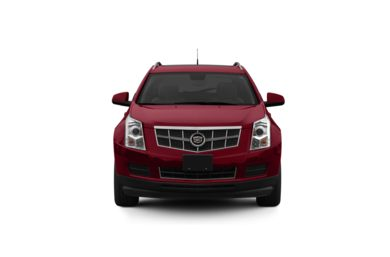 Surround Front Profile  2012 Cadillac SRX