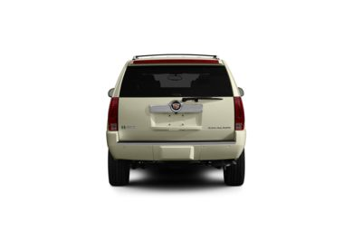 Surround Rear Profile 2012 Cadillac Escalade Hybrid