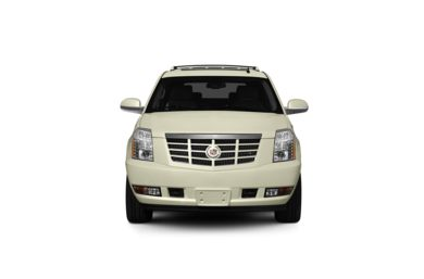 Surround Front Profile  2012 Cadillac Escalade Hybrid