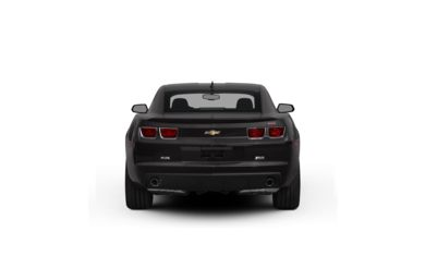 Surround Rear Profile 2012 Chevrolet Camaro