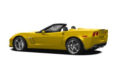 Surround 3/4 Rear - Drivers Side  2012 Chevrolet Corvette