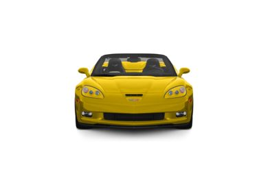 Surround Front Profile  2012 Chevrolet Corvette