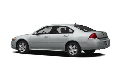 2012 chevrolet impala specs safety rating mpg carsdirect. Black Bedroom Furniture Sets. Home Design Ideas