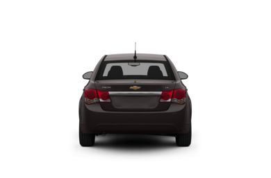 Surround Rear Profile 2012 Chevrolet Cruze